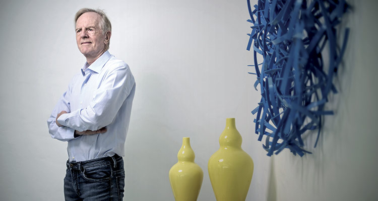 Veteran executive and entrepreneur John Sculley